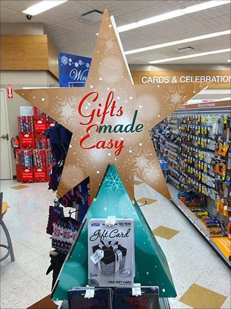 Ways To Display Gift Cards - 9 ways to merchandise gift cards cps cards