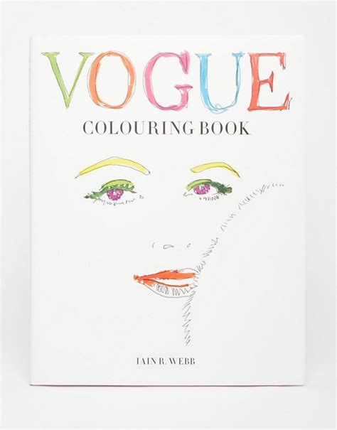 libro lavare librio thtre french books vogue colouring book libro