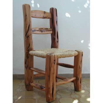 sedie sarde sedia in ginepro secolare sardika