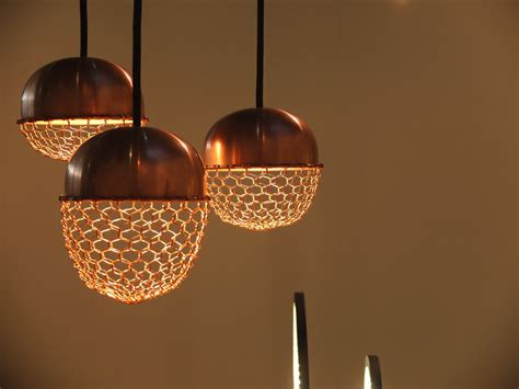 Kenji Fukushima Design Fuses Wire Mesh Light Using Ancient Mesh Lights
