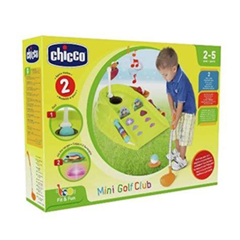 buy chicco fit fun mini golf set  home bargains