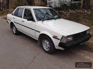 Toyota Corolla 1982 Toyota Corolla 1982 For Sale In Islamabad Pakwheels