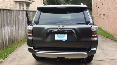 Painting 4runner Valance trail lower valance front rear removal toyota 4runner