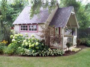 Landscape Ideas Cottage Ash Tree Cottage Landscaping Around The Potting Shed
