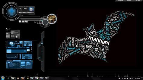 batman ultimate wallpaper ultimate batman customization windows 7 by mannem on