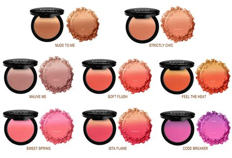 Nyx Ombre Blush nyx ombre blush point of view