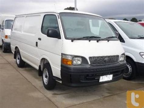 Toyota Hiace For Sale Usa Used Toyota Hiace Rzh103r Panel Vans Year 2002 Price