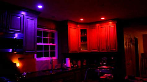 philips hue light bar philips hue bulbs in kitchen youtube