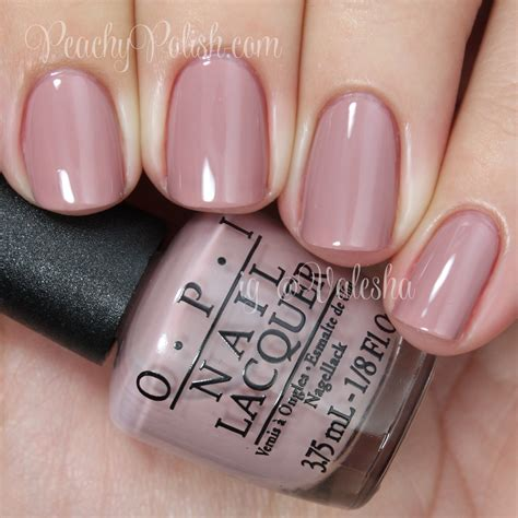 Opi Tickle My by Tickle My Y Is A Taupe 2 Coats Nails