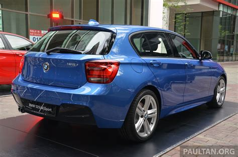 Bmw 1 Series Hatchback Price Malaysia by Bmw 1 Series F20 Launched In Malaysia 116i 118i Sport