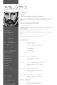 Cad Technician Sle Resume by Architecte Senior Exemple De Cv Base De Donn 233 Es Des Cv De Visualcv