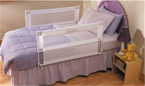 baby fell out of bed baby and toddler bed rail transition from crib to bed or