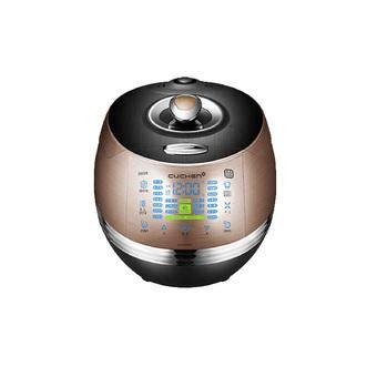Rice Cooker Natsuper harga cuchen cjh pe1019ed ih pressure rice cooker 10 cups 220v voice korean and gold