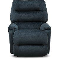 navy blue rocker recliner navy blue small scale manual rocker recliner sedgefield