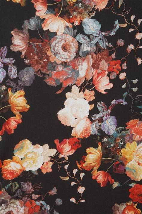 design fabric flowers floral hollyjgreenup