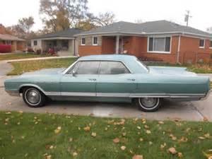 1965 Buick Electra 225 Parts Find Used 1965 Buick Electra 225 4 Door Hardtop In Oak