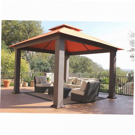 Lowes Gazebos And Canopies Gazebo Ideas Patio Gazebo Lowes