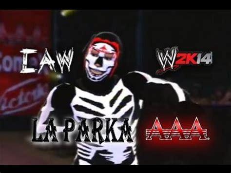 wwe 2k14 caws xbox 360 la parka aaa caw wwe 2k14 caws mexicanos en la comunidad