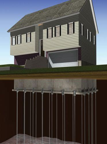 Sinking & Settling Foundation Repair   Greater Toronto