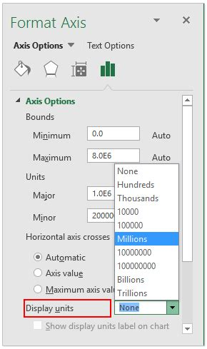 format axis excel 2010 how to apply custom number format in an excel chart