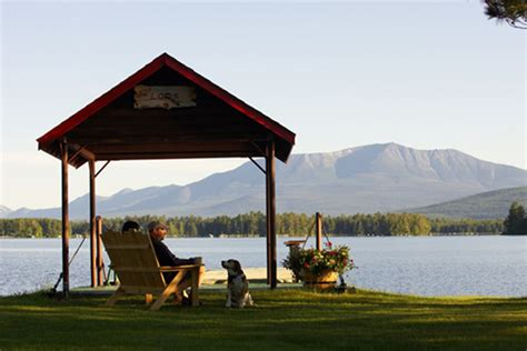 Maine Lake Cabin Rentals by Maine Resort Cabins Lodges Accommodations On