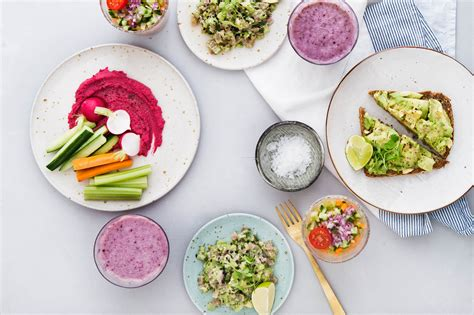 The Detox Kitchen Menu by The Best Healthy Restaurants In