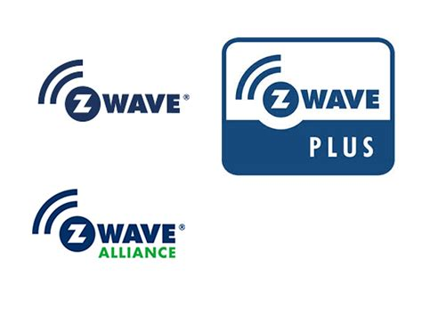 z wave z wave logo smart of the home