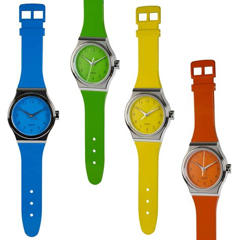 wall watch large oversized hanging wall clock wrist watch style strap