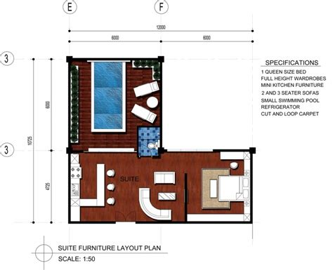 How To Layout An L Shaped Living Room Living Room L Shaped Living Dining Room Furniture Layout