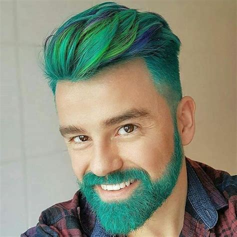dyed hairstyles guys 202 best coloured hair guy s edition images on