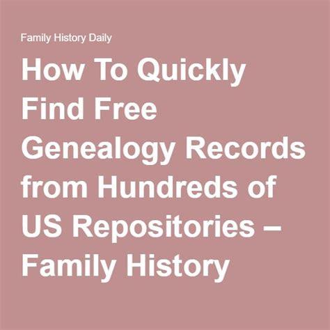 Free Genealogy Records Free Genealogy Records On Family Genealogy Free Genealogy And Free