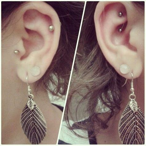 7 Parts I Like To See Pierced by 40 Great Tragus Piercing Photos
