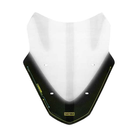 Windshield Mini Vector Sectbill jual sectbill vector carbon windshield for yamaha nmax clear harga kualitas