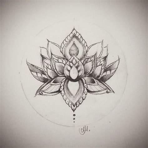 brain pattern znaczenie lotus tattoo tumblr tattoos pinterest tatouages de