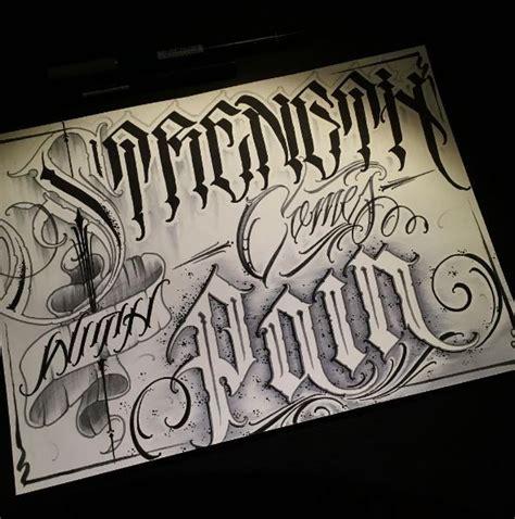 tattoo font engine best 25 tatuagem chicana ideas on pinterest