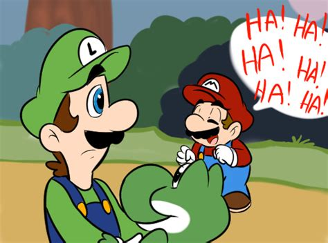 Mama?! Mama Luigi?! by MariobrosYaoiFan12 on DeviantArt