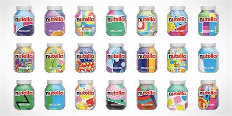 design nutella label the power of personalisation unilogo
