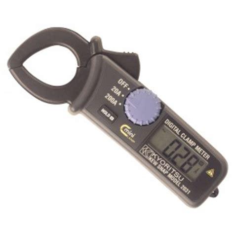 Digital Cl Meter Ac Kyoritsu 2031 1 cl meter digital cl meters for testing current