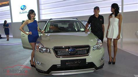 Cover Mobil Subaru Xv Polos Selimut Mobil Subaru Xv subaru xv sti performance til garang mobil123 portal mobil baru no1 di indonesia
