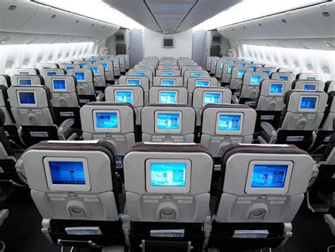 High Hell Korea 9839 korean air s coach cabin is as high tech as their country