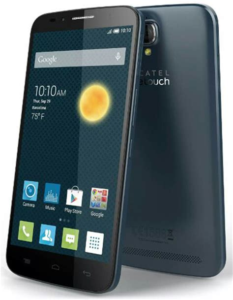 Hp Smartfren Alcatel One Touch D920 alcatel onetouch flash plus spesifikasi lengkap dan harga