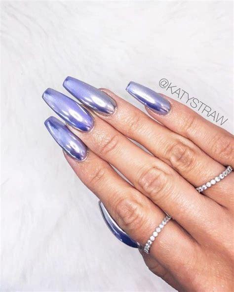 chrome nails 640 best nail art images on pinterest