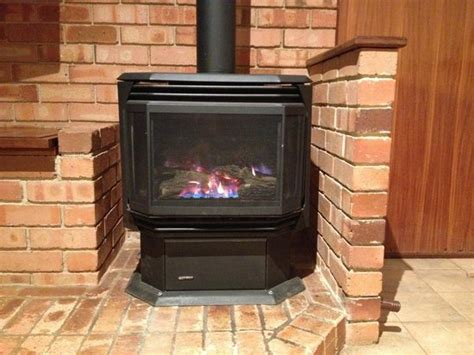 living room heater gas stove heater at living room picture of forest lodge resort pemberton tripadvisor