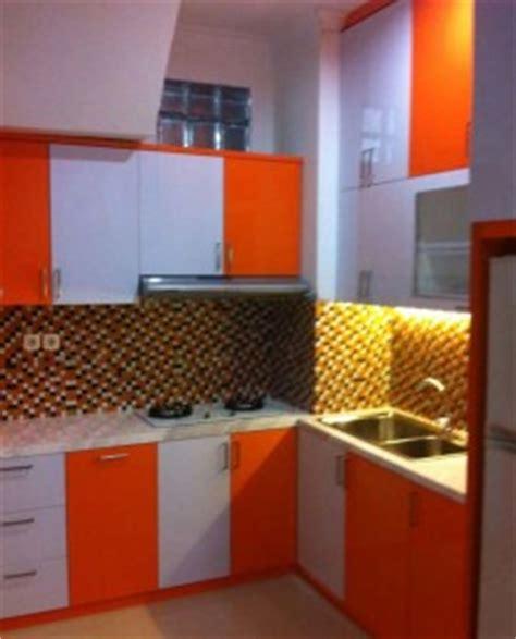Lemari Untuk Kompor desain kitchen set minimalis kitchen set jakarta