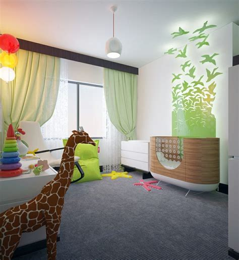 Idee Deco Chambre D Enfant
