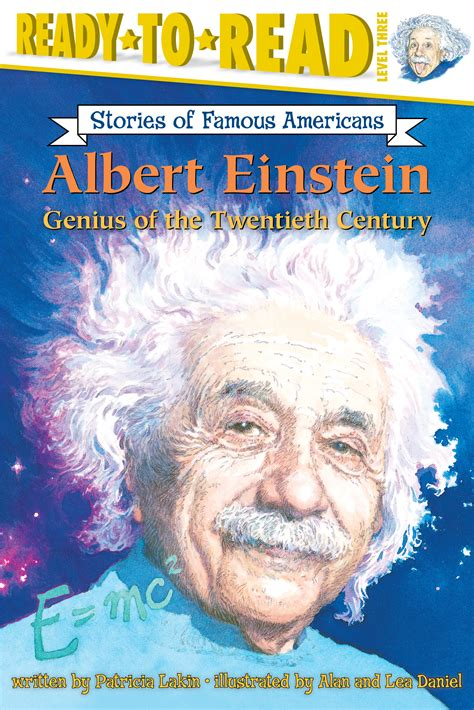 biography einstein book albert einstein book by patricia lakin alan daniel lea
