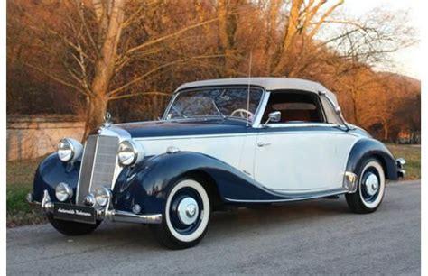 Oldtimer Motorrad 1950 by Mercedes Oldtimer 1950 Mercedes