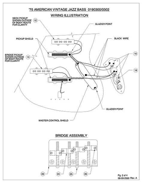 jazz bass wiring capacitor angela instruments premium wiring kit with paper tone reverb