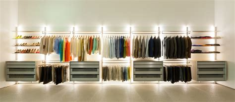 Finishing Basement Ideas extremely versatile walk in closet dresswall by