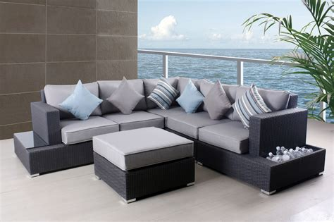 Costco Costco Ca Harbourtown 3 Piece Sectional Patio